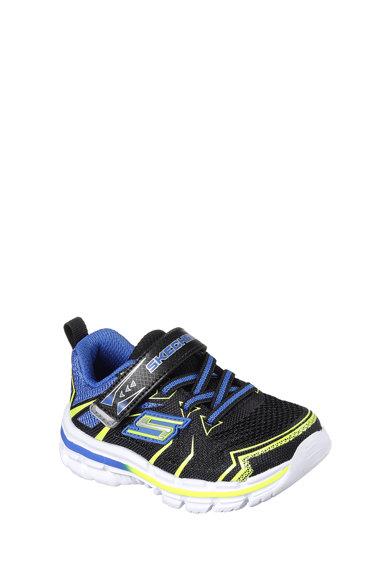a385235dacf Skechers Спортни обувки Nitrate Ion Blast с лого 95358N-BKBL - Виж ...